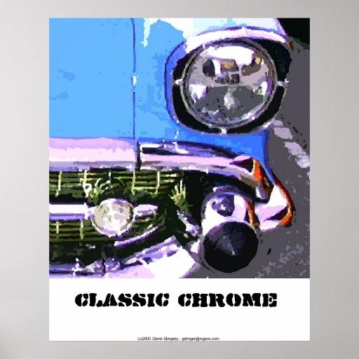Classic Chrome Print