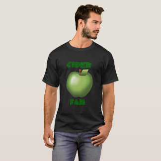 Classic CiderFam Black T-Shirt