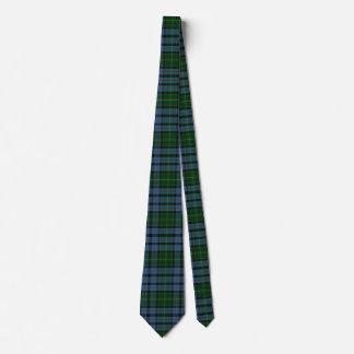 Classic Clan Forsyth Tartan Plaid Neck Tie