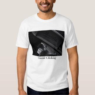 Classic Clicking Tee Shirts