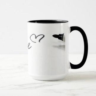 CLASSIC COFFEE LOVE MUG 15 OZ+ FAVORITE BY ZAZZ_IT