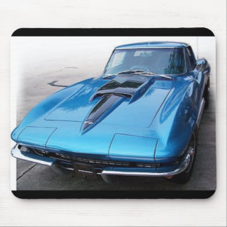 Classic Corvette Car Mousepad