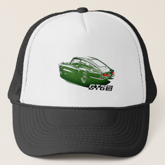 Classic coupe GT6 Trucker Hat