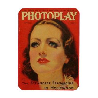Classic Crawford Photo Magnet