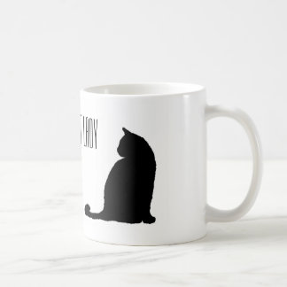 Classic Crazy Cat Lady Mug