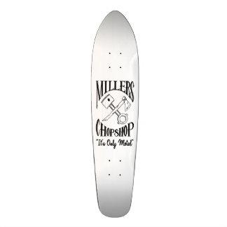 Classic Cross Bones Logo Skate Decks