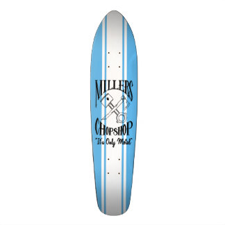 Classic Cross Bones Logo 21.3 Cm Mini Skateboard Deck