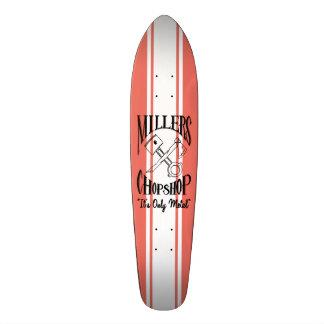Classic Cross Bones Logo Skateboard Decks