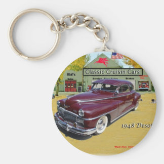 Classic Cruisin Cars 1948 Desoto Key Ring