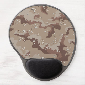 Classic Desert Camo Gel Computer Mousepad Gel Mouse Pads