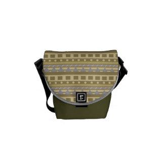 classic design messenger bag
