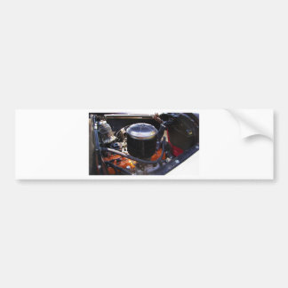 Classic Dodge Engine Bay. Bumper Sticker