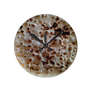 Classic English Crumpet Wall Clock