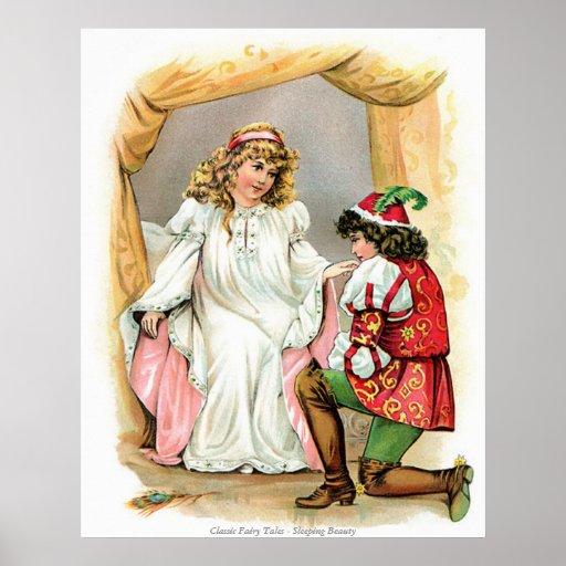 Classic Fairy Tales - Sleeping Beauty Print