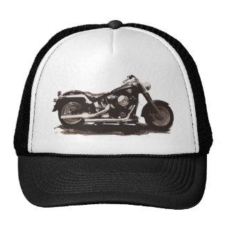Classic Fat Boy Motorcycle Cap