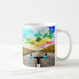 Classic Fikeshot with a pop of colour Coffee Mug