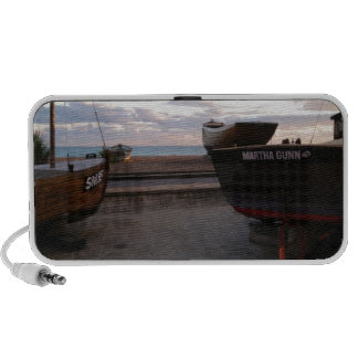 Classic Fishing Boat Martha Gunn Speaker System