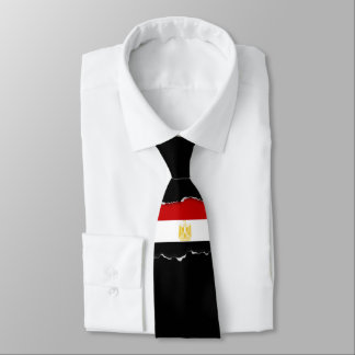 Classic Flag of Egypt Tie