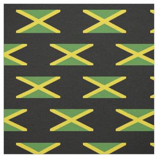 Classic Flag of Jamaica Fabric