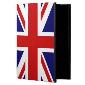 Classic Flag of the United Kingdom Case For iPad Air