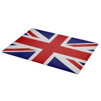 Classic Flag of the United Kingdom Cutting Boards