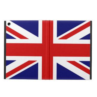 Classic Flag of the United Kingdom iPad Air Cover