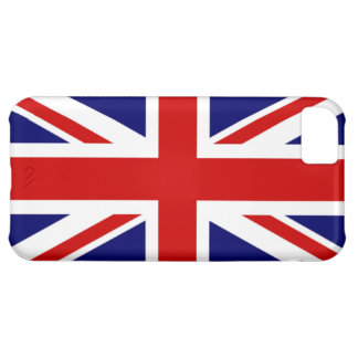 Classic Flag of the United Kingdom iPhone 5C Case