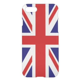 Classic Flag of the United Kingdom iPhone 7 Case