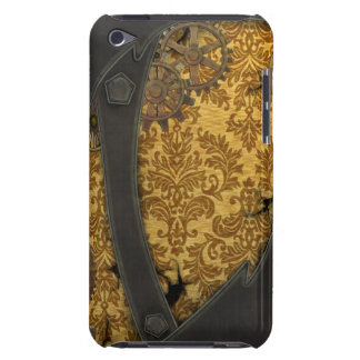 Classic Flocked Steampunk iPod iPod Touch Cover