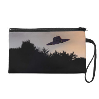 Classic Flying Saucer V2 Bagettes Bag Wristlet Purses