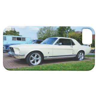 Classic Ford Mustang iPhone 5 Covers