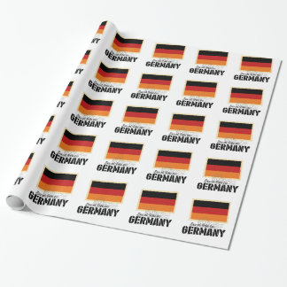 Classic Germany Flag Send Me to