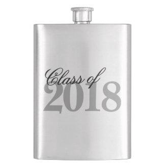 Classic Grad Bar | Chic Graduation Year | Keepsake Hip Flask