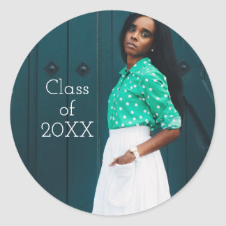 Classic Graduate Envelope Seal | Class of 20XX
