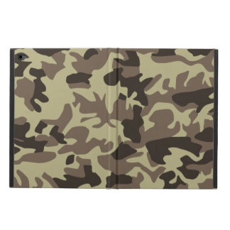 Classic Green Camouflage Camo Military Pattern Powis iPad Air 2 Case