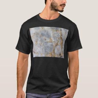 Classic Grey Quartz Crystal T-Shirt