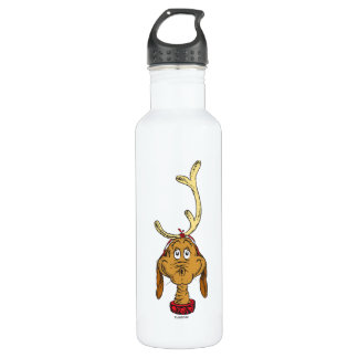 Classic Grinch   Max 710 Ml Water Bottle