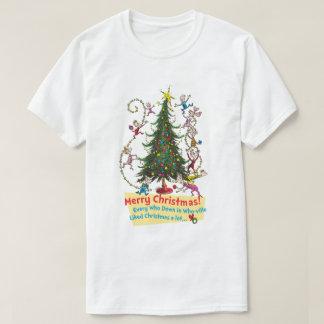 Classic Grinch   Merry Christmas! T-Shirt