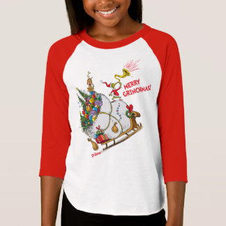 Classic Grinch | Merry Grinchmas! T-Shirt