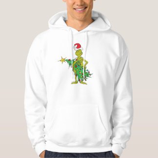 Classic Grinch | Naughty Hoodie
