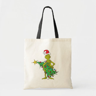Classic Grinch | Naughty Tote Bag