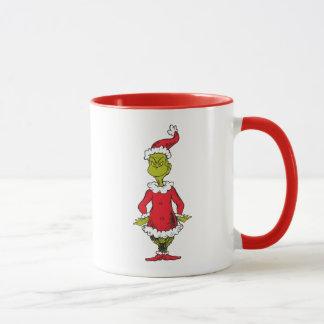 Classic Grinch | Santa Claus Mug