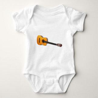 Classic Guitar Baby Bodysuit
