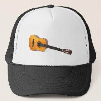 Classic Guitar Trucker Hat