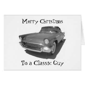 CLASSIC GUY-FROM CLASSIC GAL CARD