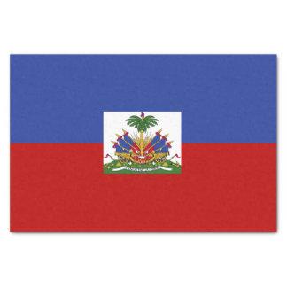 Classic Haitian Flag Tissue Paper