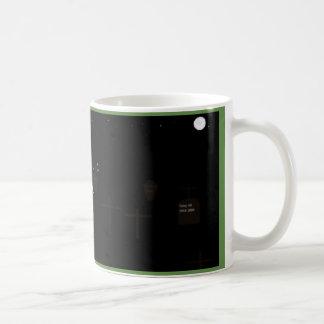 classic halloween mug