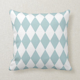 Classic Harlequin Diamond Pattern Cushion