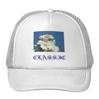 CLASSIC hats Ladies Blue sky Cherry Blossoms