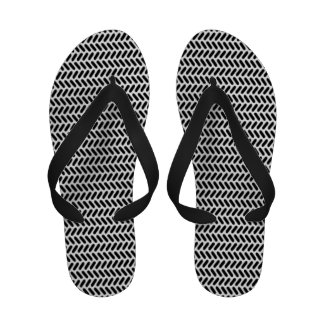 Classic Herringbone flip flops